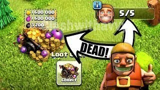 Clash of clans | What happens when you stop playing clash of clans ? | what is loot cart in hindi