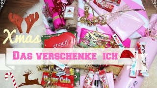 Christmas Presents + wrapping | Das verschenke ich Thumbnail