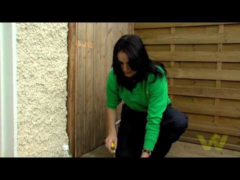 How to Stain a Wooden Gate
