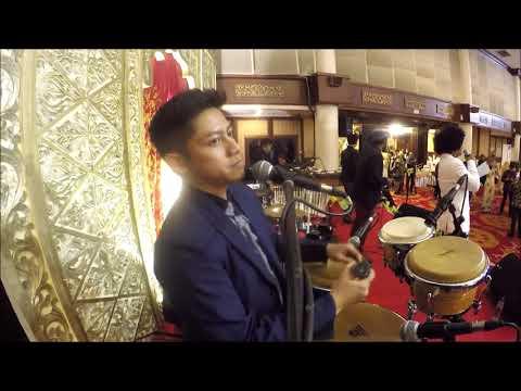 #percussioncam Shaky Town - Adinda