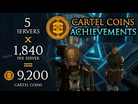 How to Earn Free Cartel Coins through Achievements in SWTOR - The Academy