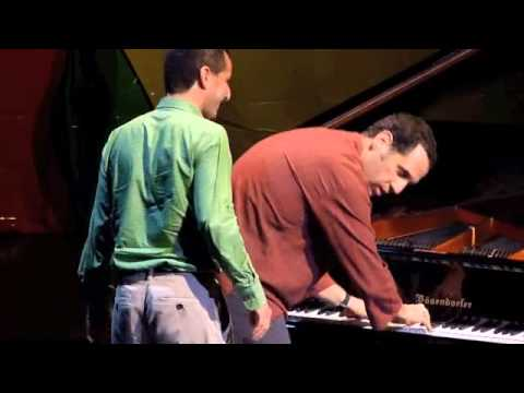 Edgar Dorantes y Alon Yavnai