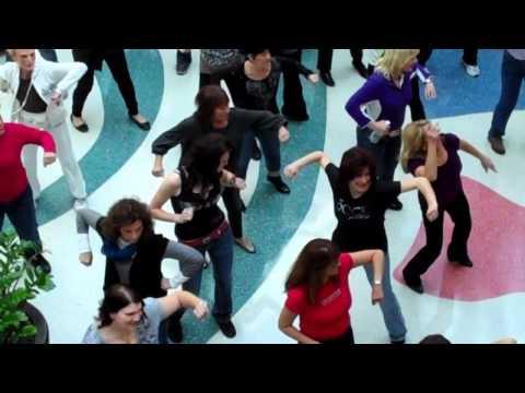 Las Vegas Flash Mob Jazzersize
