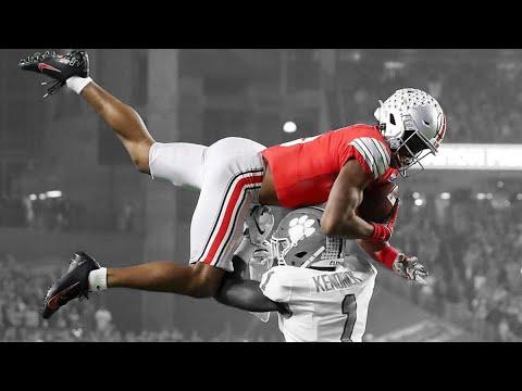 Garrett Wilson   2019 Ohio State highlights