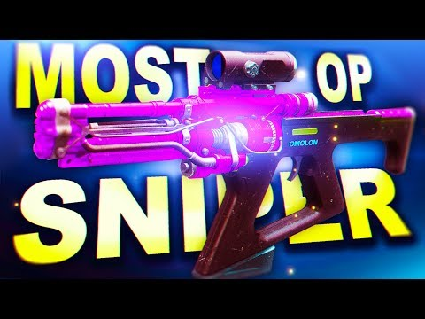 the BEST sniper rifle in Destiny 2...  