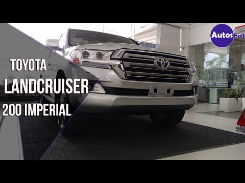 Land Cruiser 200 Imperial 2017