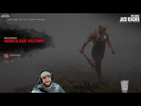 Dead by Daylight - BARE-BONES KILLER 4 MAN CHALLENGE!