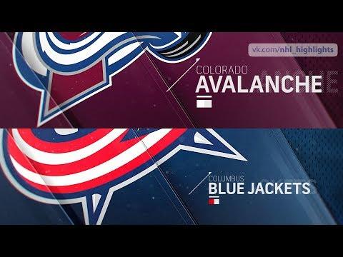 Colorado Avalanche vs Columbus Blue Jackets Oct 9, 2018 HIGHLIGHTS HD