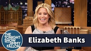 Video Elizabeth Banks' Sons Are Marrying Jimmy's Daughters download MP3, 3GP, MP4, WEBM, AVI, FLV Agustus 2018