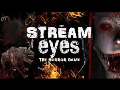 eyes the horor game стрим. Обновление.