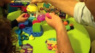 Play Doh Pepa для маленьких детей