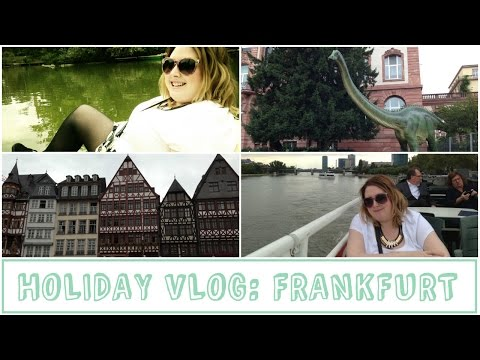 Travel Vlog: Frankfurt September 2013 | Lynney85