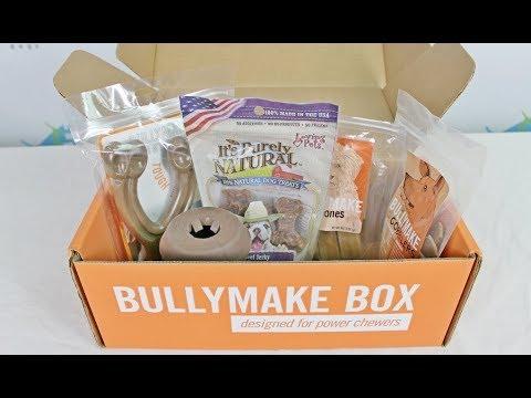 bullymake-box-dog-subscription-box-review-(2018)