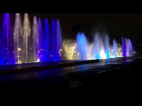 Water Park Parque de las Aguas lima Peru water park show 2017!!!✔🏆