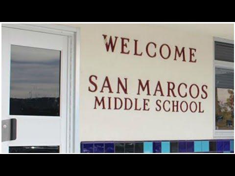 13-Year-Old Boy Brings Handgun to San Marcos Middle School