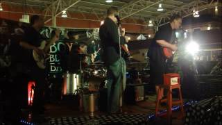 Download Boy Blues Bar Jam Nights Chiang Mai, All along the watchtower MP3 song and Music Video