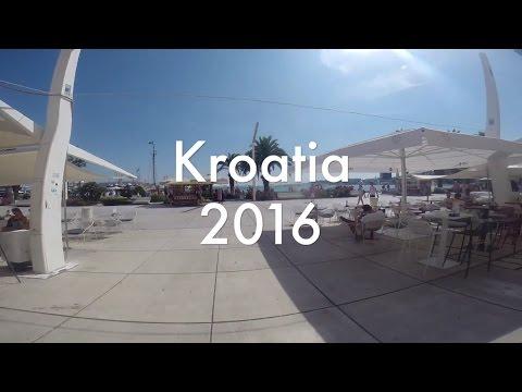 Croatia - 2016 July // Travel Adventure // GoPro 1080p HD