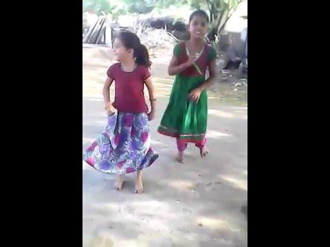 small girls dancing kick 2 movie song.....