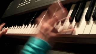 [PV①] シャーベット クロック 『MAGIC DOOR』-ピアノ & ドラム-PIANO&DRUM ピアノ