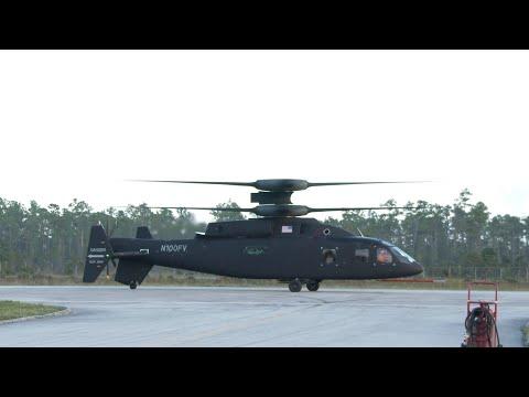 #SB1 Defiant Continues Flight Test Program