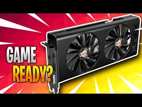 AMD Radeon RX 580 Double Dissipation - Not Dead Yet!