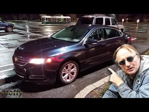 Here's What I Think About the Chevy Impala in 1 Minute