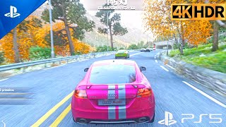 (PS5) DRIVECLUB Gameplay Ultra High Realistic Graphics (4K HDR 60fps)