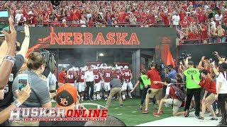 HOL HD: Nebraska Tunnel Walk vs. Akron