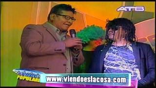 VIDEO: BANDOLERA (en Sábados Populares) - EL TRIBUTO EN VIVO