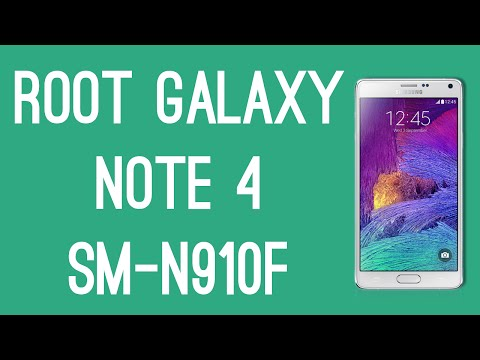 Download Root Galaxy Note4 N910f 6 01 By Odin MP3, MKV, MP4