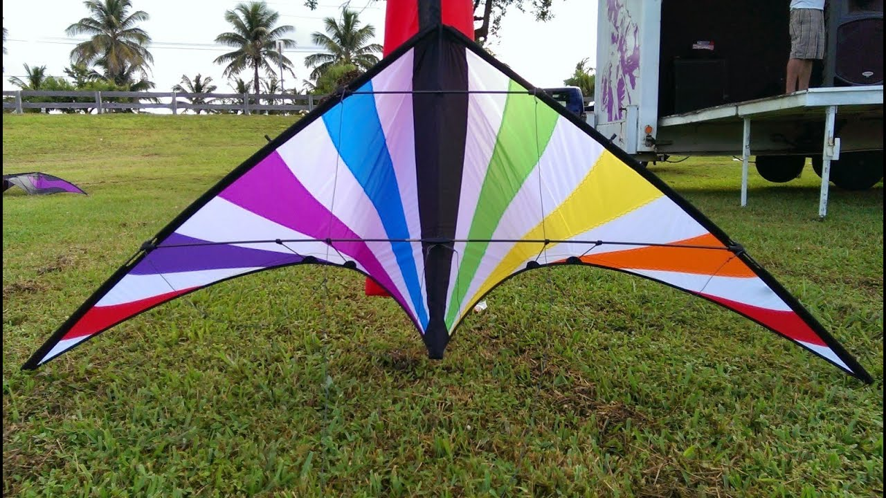 how to fly a kite in low wind