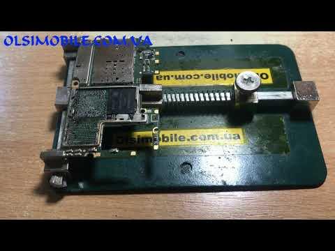Huawei P20 Lite / Не включается / Не заряжается / Замена контроллера / Ремонт почтой