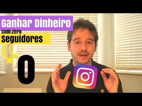 Como Ganhar Dinheiro No Instagram Com 0 Seguidores! Ganhe 500€/1500€ Extra por Mês