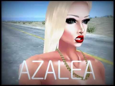 WORK - Iggy Azalea (IMVU MUSIC VIDEO REMAKE)