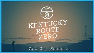 Kentucky Route Zero || Act III, Scene II : A Tree [Full Playthrough]