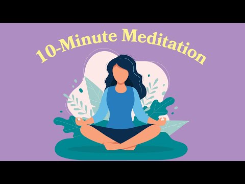 10-Minute Meditation For Beginners