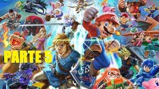 Super Smash Bros Ultimate Historia Parte  5 Regalo de Codigo!!