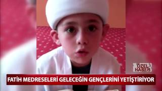 Fatih Medreseleri Geleceğin Gençlerini Yetiştiriyor