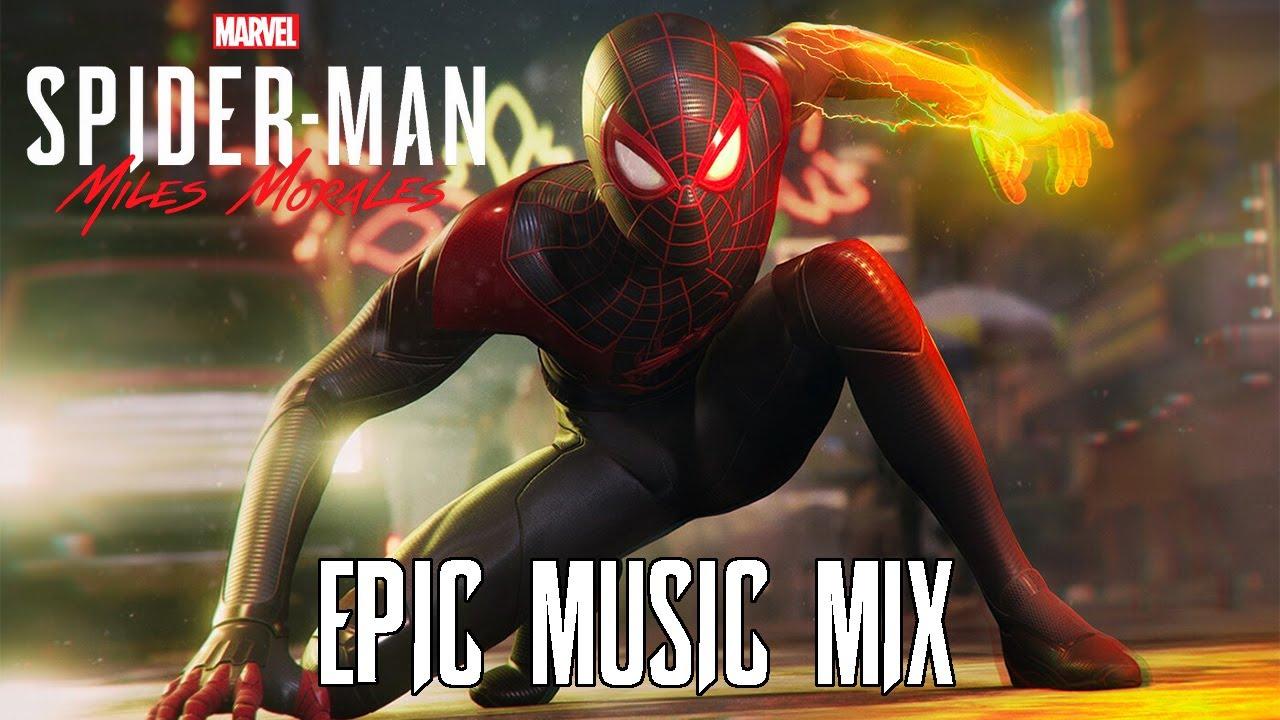 Spider-Man Miles Morales Theme | EPIC GAMING MUSIC MIX