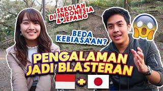GIMANA SIH RASANYA JADI BLASTERAN JEPANG-INDONESIA?! (ft. erika)