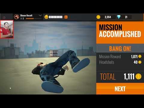 Samsung DeX Gaming | Sniper 3D Gun Shooter: Free Shooting Games - FPS