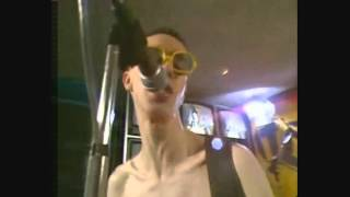 She goes to finos ...The Toy Dolls