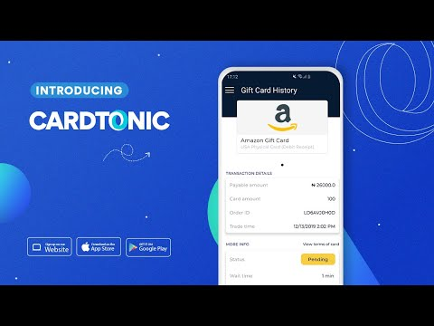 Trade gift card for bitcoin anomaly