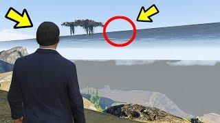 Удалил всю воду в GTA 5! Вы не поверите, что я нашел..