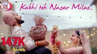 Kabhi To Nazar Milao - Adnan Sami Aasha Bhosle 13 June Special Navdeep Singh.wmv