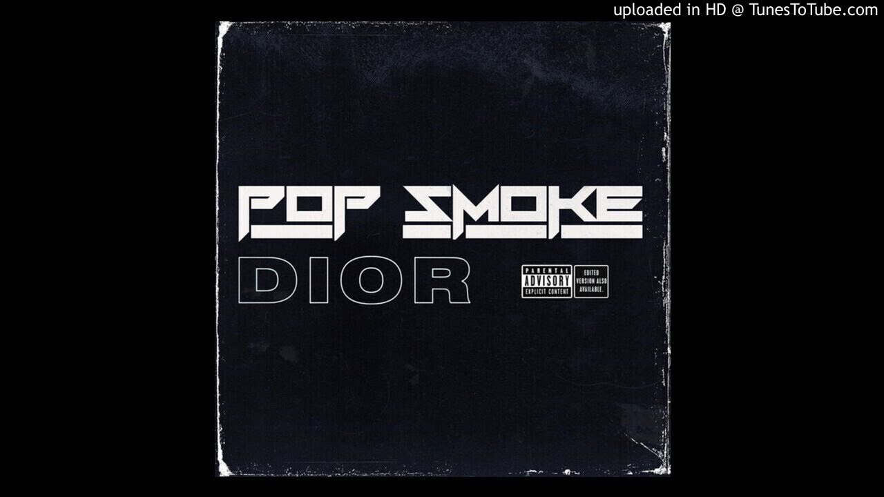 POP SMOKE - DIOR (Official Instrumental) Prod By 808Melo