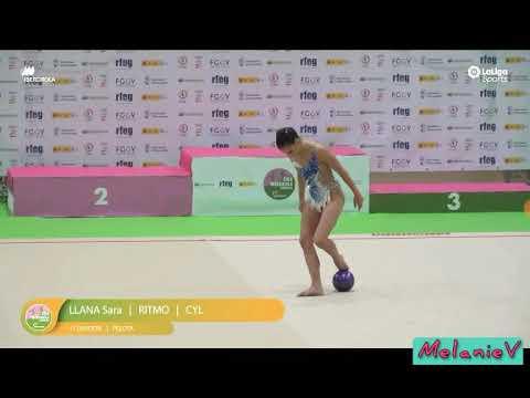 SARA LLANA - PELOTA ( CLUB RITMO ) ( FINAL LIGA IBERDROLA 2019 )