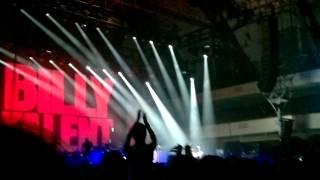 billy talent live in frankfurt 7.10.2012 devil on my shoulder