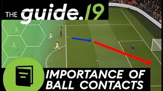THE SECRET OF PLAYING FIFA 19 | The Impact of Ball Contacts on Offense & Defense | FIFA 19 Tutorial