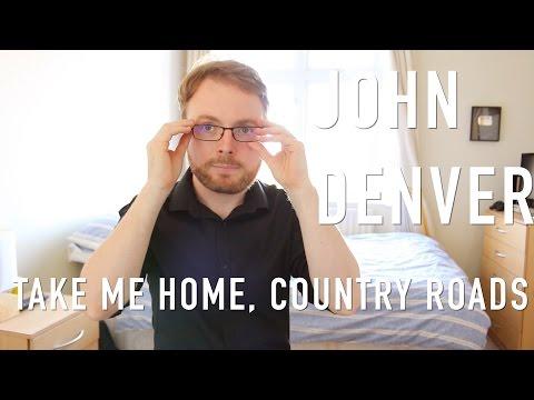 Take Me Home, Country Roads - John Denver (Ukulele Tutorial)